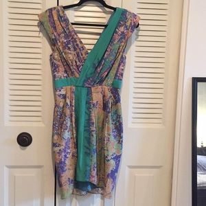 Tibi cocktail dress, size 2